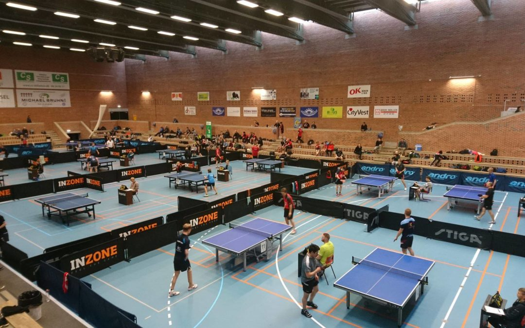 Aarhus Open 2021 🏓